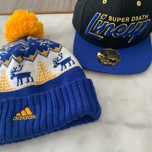 Golden State Warriors Hat Combo